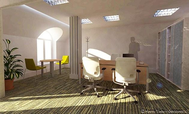 2. Director's room. web2