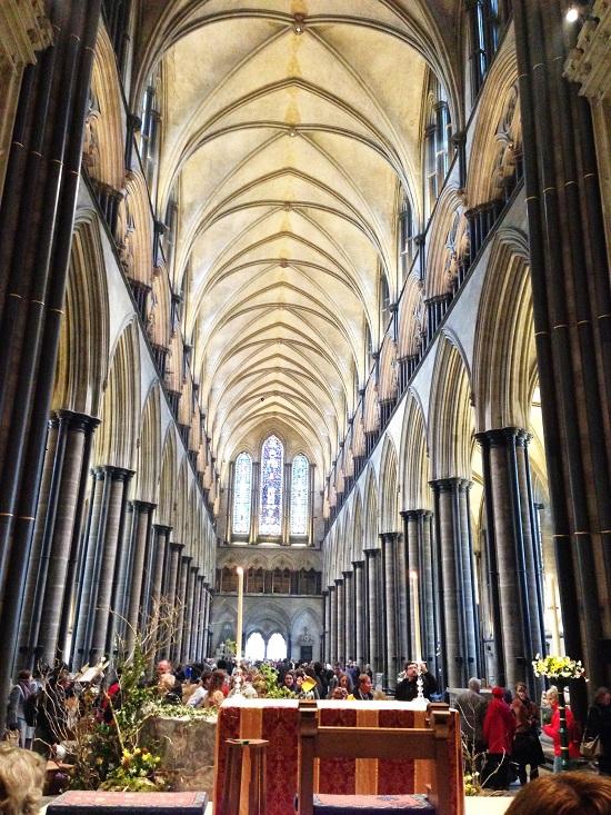 Salisbury Cathedral 1